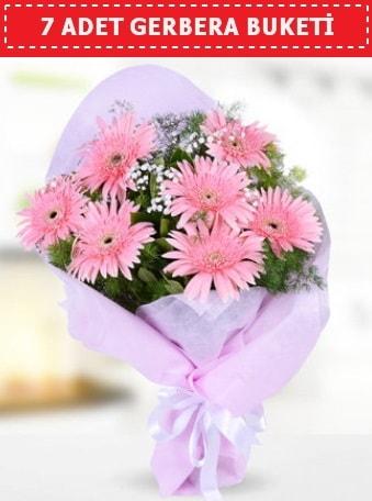 Pembe Gerbera Buketi  Bursa çiçek büyük orhan yurtiçi ve yurtdışı çiçek siparişi
