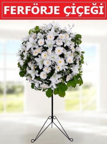 Ferförje aranjman çiçeği  Bursa çiçek yolla osmangazi online çiçekçi , çiçek siparişi