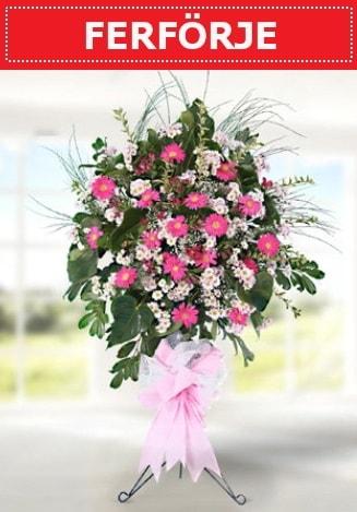 Ferförje düğün nikah açılış çiçeği  Bursa çiçek satışı iznik hediye sevgilime hediye çiçek