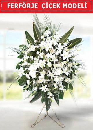 Ferförje çiçek modeli  Bursa çiçek yolla osmangazi online çiçekçi , çiçek siparişi